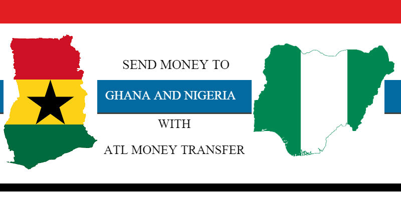 What Is The Best Way Of Money Transfer To Ghana And Nigeria