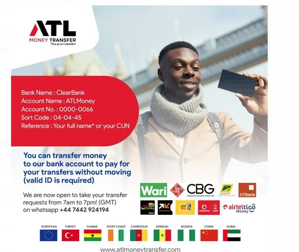 Send Money from Nigeria is easy and quick